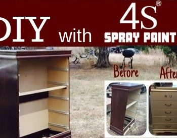 diy 4s spray paints