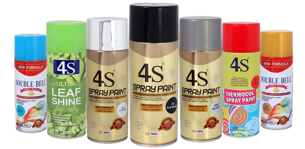 spray paint manufacturers