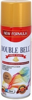 Double Bell Spray Paint