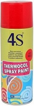 Thermocol Spray Paint