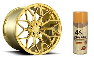 4S Gold Paint