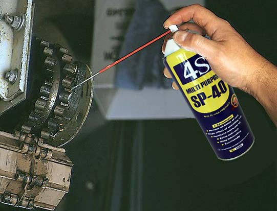 4S SP-40 Lubricant Spray