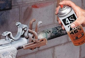 zinc spray galvanizing