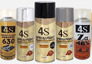 4s aerosols