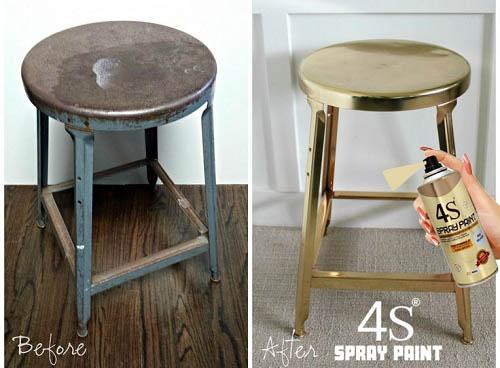 4S aerosol acrylic spray paints