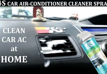 Car ac cleaner spray pic
