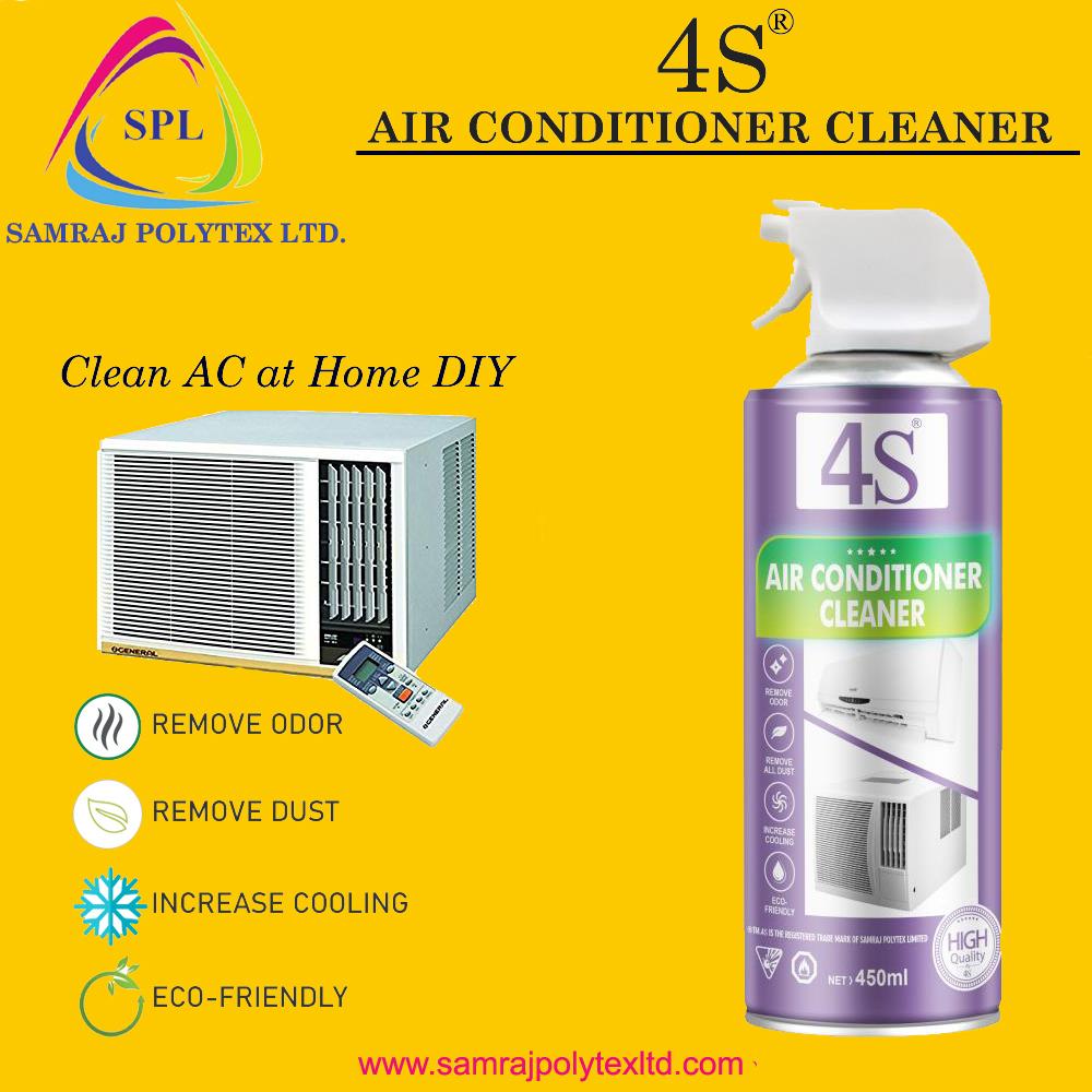 WINDOW AC CLEANER spray