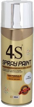 4s metallic spray paint
