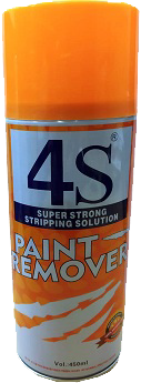 paint remover spray